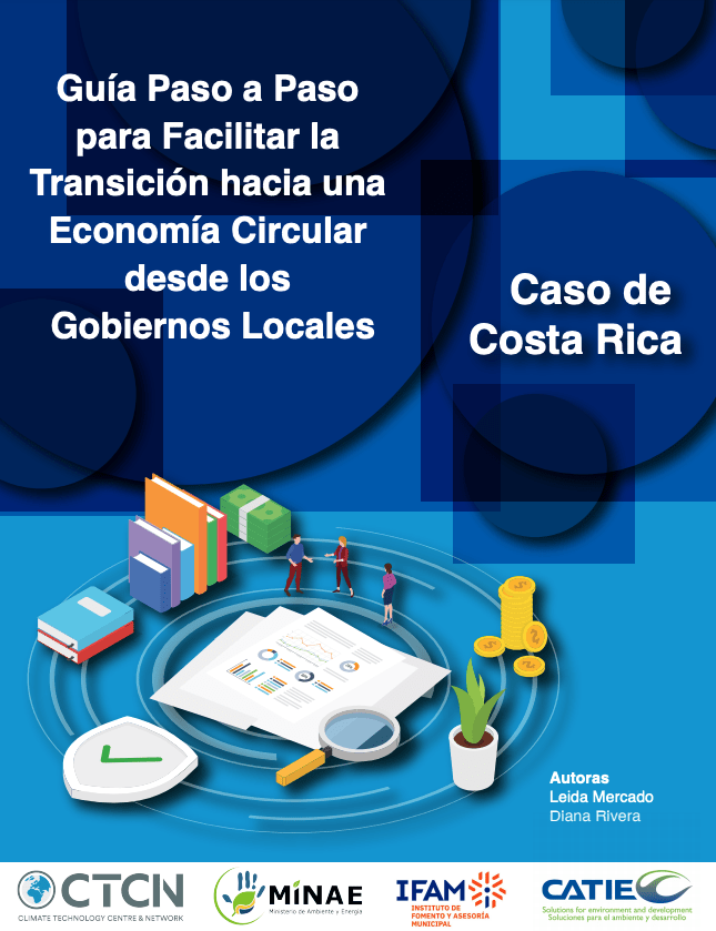 Step-by-step guide to facilitate the transition to a circular economy from local governments
